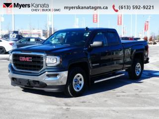 Used 2017 GMC Sierra 1500 4WD DBL CAB for sale in Kanata, ON