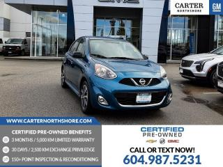 Used 2015 Nissan Micra SR BLUETOOTH - REAR VIEW CAMERA - SPOILER for sale in North Vancouver, BC
