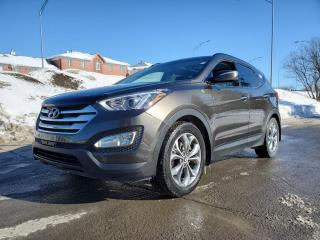 Used 2014 Hyundai Santa Fe Sport SE SPORT AWD *CUIR*TOIT*CAMERA* 85$/SEM for sale in St-Jérôme, QC