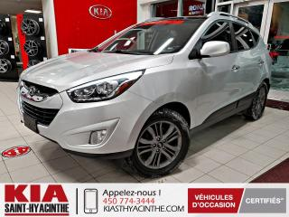 Used 2014 Hyundai Tucson ** EN ATTENTE D'APPROBATION ** for sale in St-Hyacinthe, QC