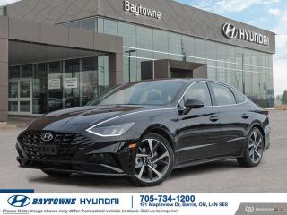 New 2021 Hyundai Sonata SPORT for sale in Barrie, ON