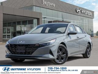 New 2021 Hyundai Elantra HEV Hybrid Preferred for sale in Barrie, ON