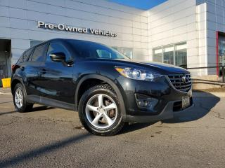 Used 2016 Mazda CX-5 GS ONE OWNER CX5 TRADE WITH ONLY 48045 KMS. COMES WITH A SET OF SNOW TIRES ON ALLOYS RIMS. CLEAN CARFAX for sale in Toronto, ON