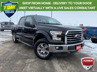 Used 2016 Ford F-150 XLT 300A | XTR | REAR CAMERA | 3.5L for sale in Kitchener, ON