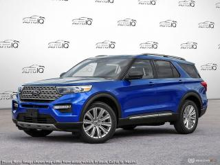 New 2021 Ford Explorer LIMITED for sale in Kitchener, ON