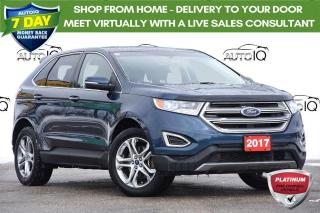 Used 2017 Ford Edge Titanium 301A | MOONROOF | NAV | FWD for sale in Kitchener, ON