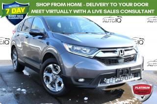 Used 2019 Honda CR-V EX SUPER CLEAN ONE OWNER! CERTIFIED for sale in Hamilton, ON