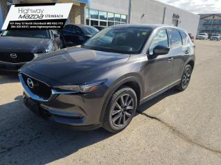 Used 2018 Mazda CX-5 GT - Sunroof -  Leather Seats for sale in Steinbach, MB