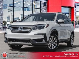 New 2021 Honda Pilot EX for sale in Huntsville, ON