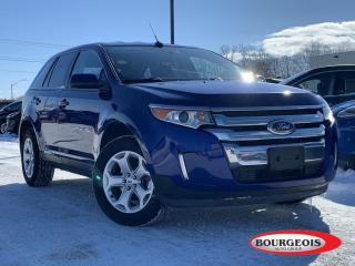Used 2013 Ford Edge SEL HEATED SEATS, BLUETOOTH for sale in Midland, ON