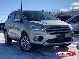 Used 2017 Ford Escape Titanium LEATHER HEATED SEATS, REVERSE CAMERA for sale in Midland, ON