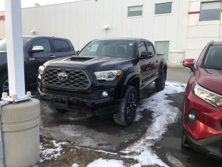New 2021 Toyota Tacoma DOUBLE CAB+TRD SPORT PREMIUM PACKAGE! for sale in Cobourg, ON