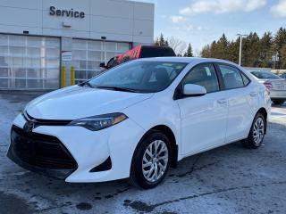 Used 2018 Toyota Corolla LE-HEATED SEATS+BACK-UP CAM! for sale in Cobourg, ON