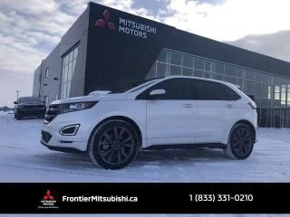 Used 2018 Ford Edge SPORT for sale in Grande Prairie, AB