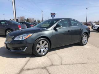 Used 2017 Buick Regal Premium I for sale in Tilbury, ON