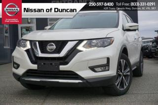 Used 2020 Nissan Rogue SV Tech for sale in Duncan, BC