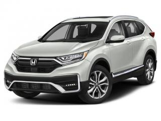 New 2021 Honda CR-V Touring for sale in Whitchurch-Stouffville, ON