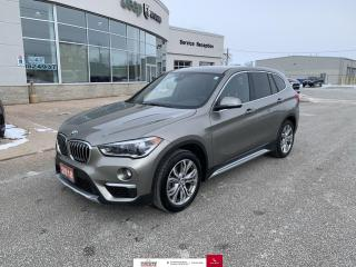 Used 2018 BMW X1 Xdrive28i Sports Activity Vehicle for sale in Chatham, ON