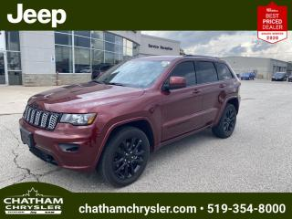 New 2021 Jeep Grand Cherokee Laredo DEMO for sale in Chatham, ON