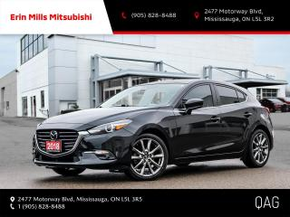 Used 2018 Mazda MAZDA3 GT|NO ACCIDENTS|1 OWNER|NAV|CAM|ROOF|LEATHER for sale in Mississauga, ON