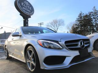 Used 2017 Mercedes-Benz C-Class 4dr Sdn C 300 4MATIC for sale in Burlington, ON