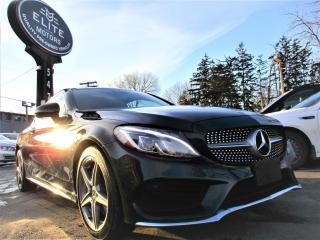 Used 2018 Mercedes-Benz C-Class C 300 4MATIC Coupe for sale in Burlington, ON