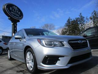 Used 2018 Subaru Legacy 2.5i Cvt for sale in Burlington, ON