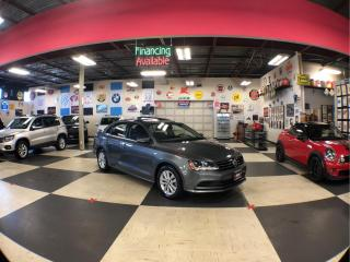 Used 2017 Volkswagen Jetta Sedan 1.4 TSI WOLFSBURG EDITION  AUT0 SUNROOF CAMERA  PUSH START for sale in North York, ON