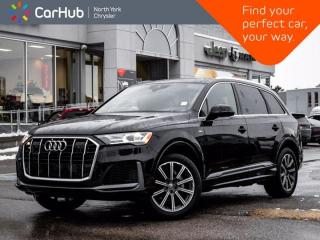 Used 2020 Audi Q7 Progressiv 55 TFSI Quattro Panoramic Roof Backup & 360 Cameras for sale in Thornhill, ON