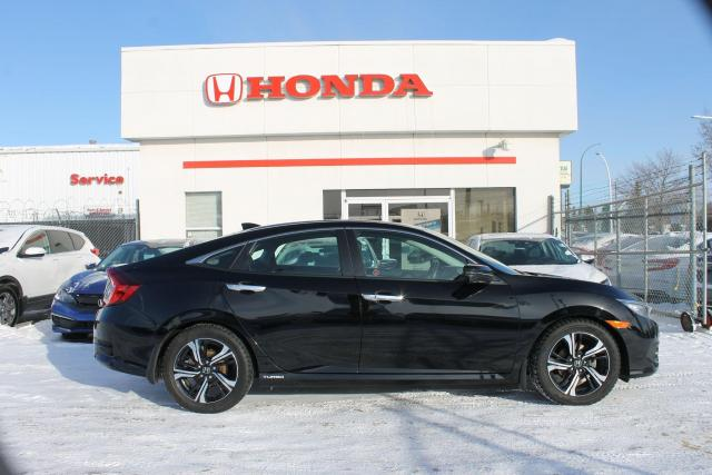 2017 Honda Civic Touring Turbo Leather Navigation