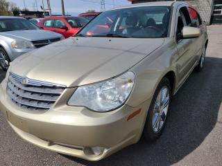 Used 2010 Chrysler Sebring Touring for sale in Oshawa, ON