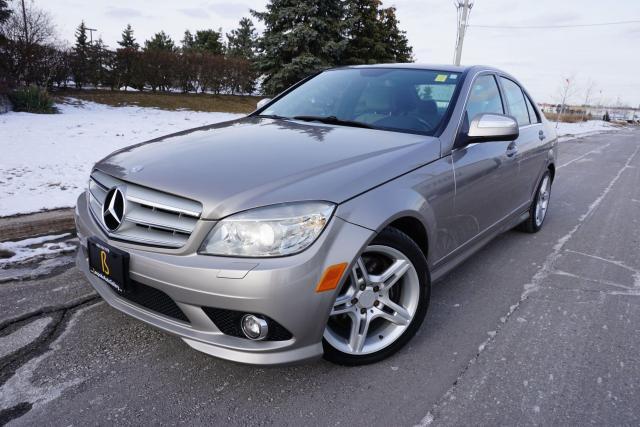 2008 Mercedes-Benz C-Class RARE / 1 OWNER / 6SPD MANUAL / NO ACCIDENTS /LOCAL