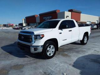 Used 2018 Toyota Tundra SR5 Plus 4x4 Double Cab 145.7 in. WB for sale in Steinbach, MB
