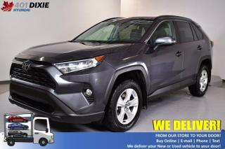 Used 2020 Toyota RAV4 XLE for sale in Mississauga, ON
