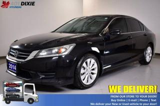 Used 2014 Honda Accord Sedan LX for sale in Mississauga, ON