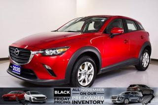 Used 2020 Mazda CX-3 GS 2.0 L 6-Speed Automatic AWD for sale in Mississauga, ON