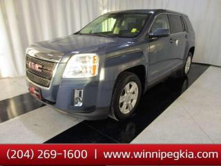 Used 2012 GMC Terrain SLE-1 *Collision Free, Always Owned In MB!* for sale in Winnipeg, MB