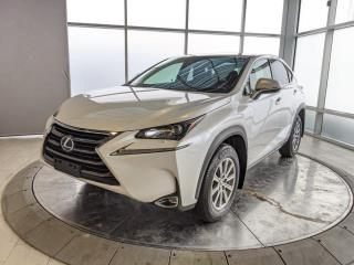 Used 2017 Lexus NX 200t NO ACCIDENTS - ALL WHEEL DRIVE! for sale in Edmonton, AB