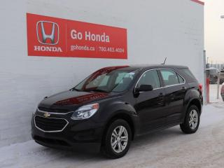 Used 2016 Chevrolet Equinox LS AWD for sale in Edmonton, AB