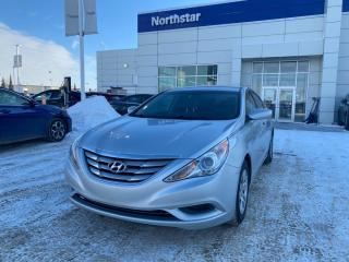 Used 2013 Hyundai Sonata GL AUTO/HEATEDSEATS/BLUETOOTH/AIR/TILT/CRUISE for sale in Edmonton, AB