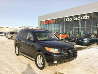 Used 2009 Hyundai Santa Fe GLS, AWD, LEATHER for sale in Edmonton, AB