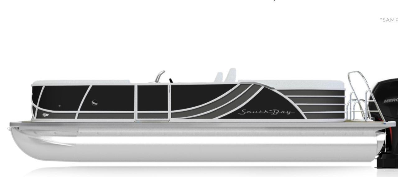 2021 South Bay 523E