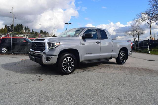 2018 Toyota Tundra TRD SR5 PLUS