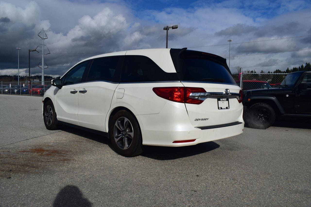 2018 Honda Odyssey EXL