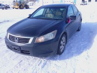 Used 2008 Honda Accord EXL for sale in Innisfil, ON