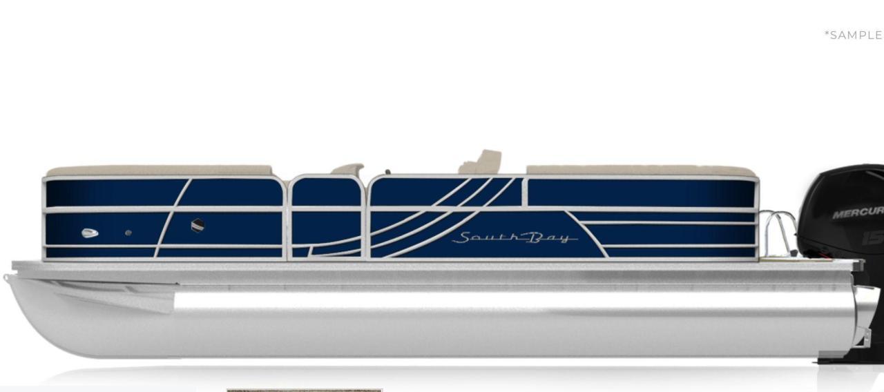 2021 South Bay 220CR