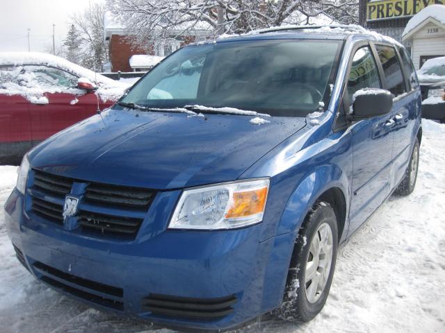 2010 Dodge Grand Caravan SE 3.3L Stow N Go 7 pass AC Cruise PM PL PW
