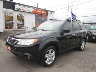 Used 2010 Subaru Forester X Limited for sale in Gloucester, ON