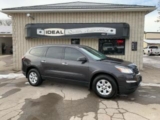 Used 2014 Chevrolet Traverse LS for sale in Mount Brydges, ON