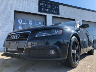 Used 2011 Audi A4 2.0T PREMIUM for sale in Guelph, ON
